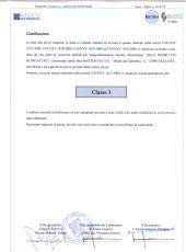 Certificazione Antieffrazione Classe 3 Env 1627-I