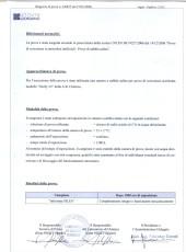 Certificazione anticorrosione UNI 5687-73